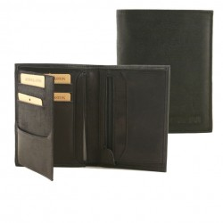 Portefeuille taille europe 6 cartes crédit