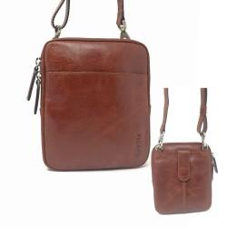 Picard Lederwaren petit sac bandoulière et ceinture