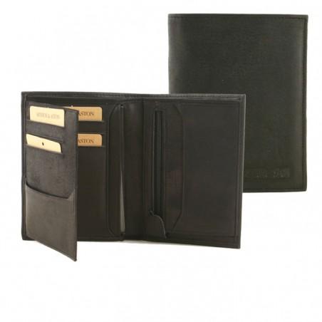 ARTHUR&ASTON Portefeuille petite taille 6 cartes crédit LOUIS