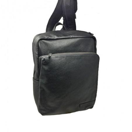 Arthur&Aston sac à dos en cuir pour homme