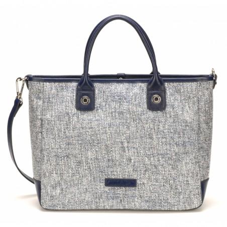Arthur&Aston sac porté main toile WOVEN BAG