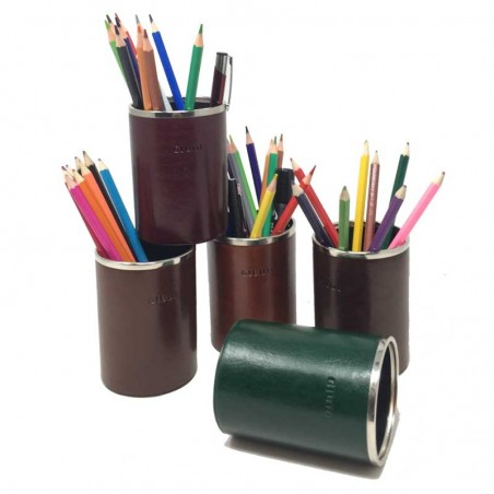 Pot à crayons de bureau